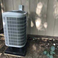 """Dayton, OH - I installed a new Carrier """"Infinity Series"""" Variable Speed 3 Ton Electric Furnace / Fan & Carrier """"Infinity Series"""" 18 SEER Variable-Speed 3 Ton Heat Pump. 15KW Heat Kit In Air Handler."""