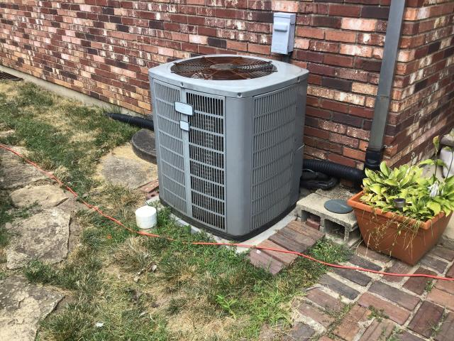Miamisburg, OH - I provided an estimate for a new Full system