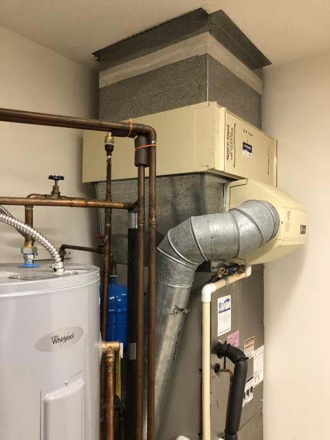 Waynesville, OH - I am Performing our Five Star Tune-Up & Safety Check on a 2020 Carrier  Gas Furnace. All readings were within manufacturer's specifications, unit operating properly at this time.