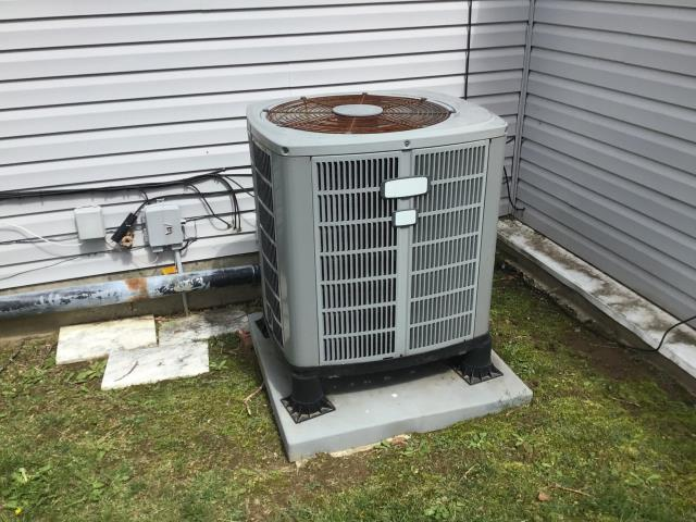 Springboro, OH - I found that the outdoor unit is not coming on due to a short in the high voltage whip, causing the contactor to burn up. I replaced the contactor and electrical whip. I restarted the Goodman air conditioner and the system is operating properly at this time.