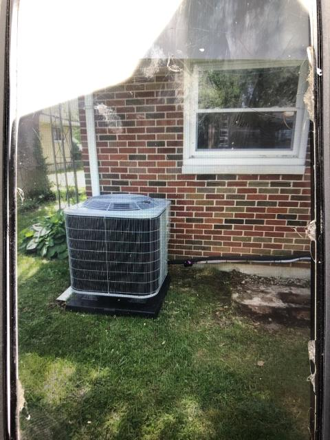 Cedarville, OH - I installed a Five Star 16 SEER 2.5 Ton Air Conditioner. System is set and customer is ready for the cooling season.