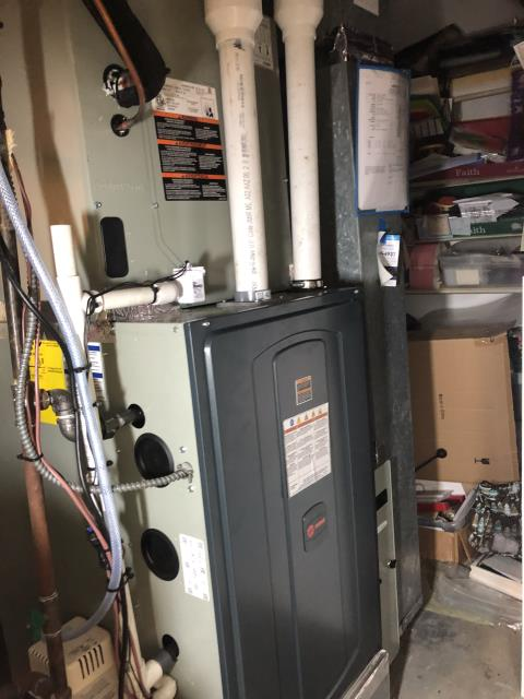 Xenia, OH - I wired in the condensate pump and cycled the system multiple times to ensure functionality. System is operational upon departure.