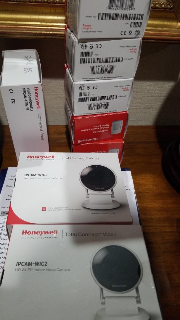 Alarm-I installation video verification