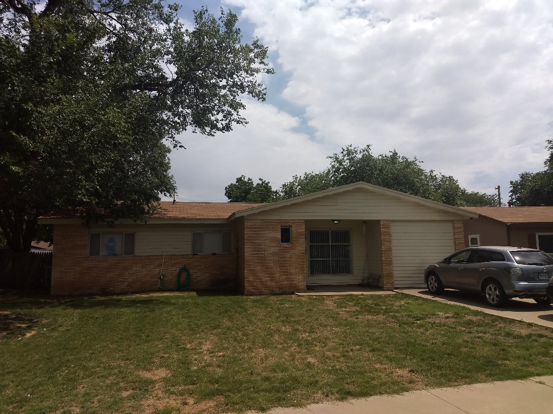 Lubbock, TX - Re roof estimate for wind damage roof
