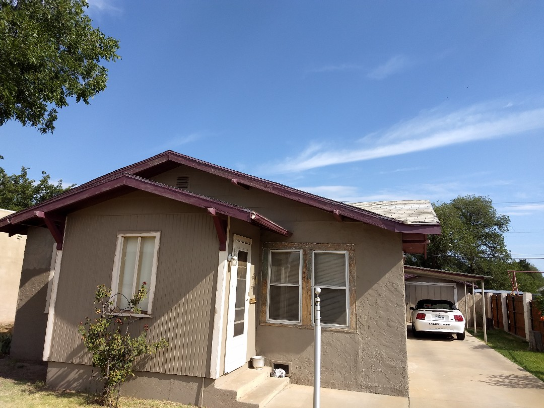 Plainview, TX - Re roof estimate for wind and hail damaged roof