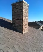 Lubbock, TX - Shingle and flashing repairs