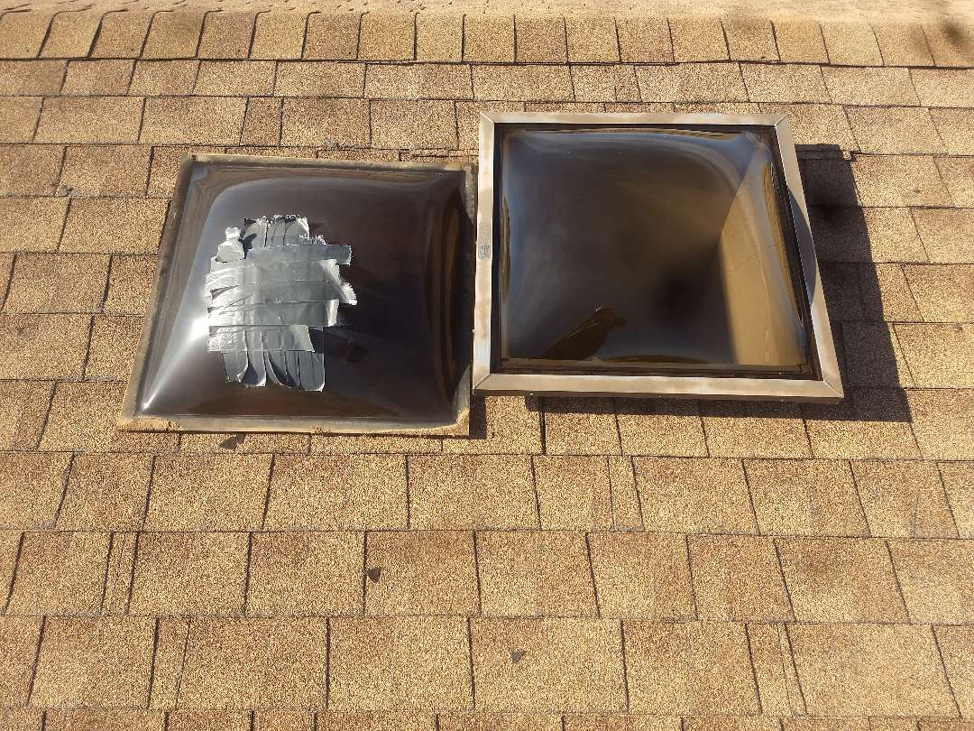 Plainview, TX - Skylight replacement