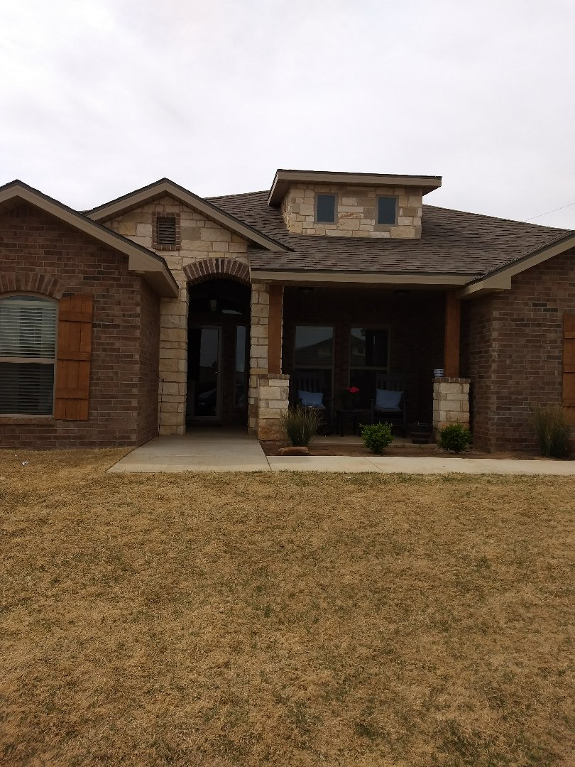 Lubbock, TX - Sold gutters, will install next week