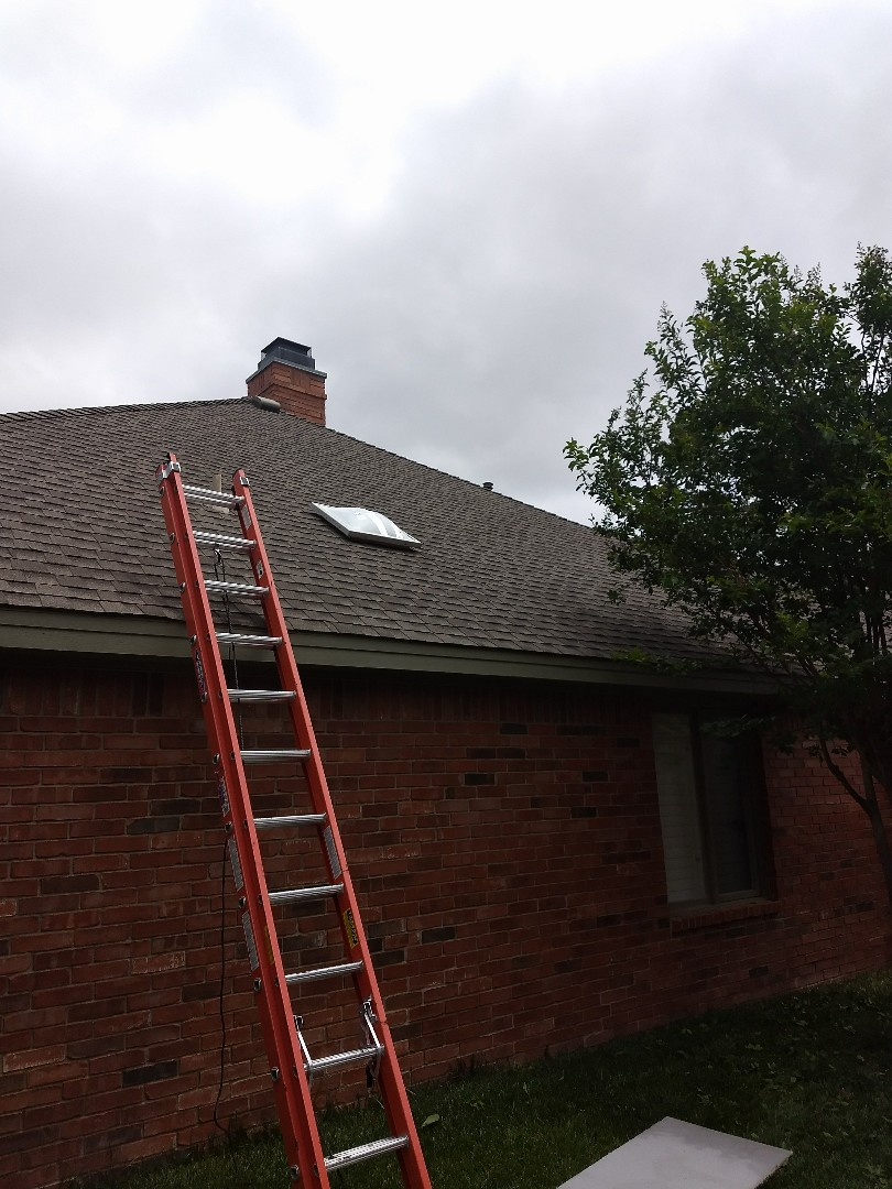 Lubbock, TX - Skylight repair