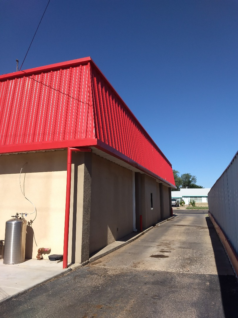Levelland, TX - Dairy Queen leak repair