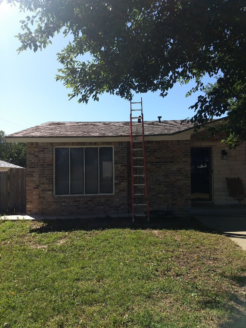 Muleshoe, TX - Shingle repair