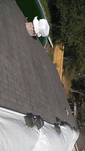 Pensacola, FL - Roof damage roof repair near me pensacola fl