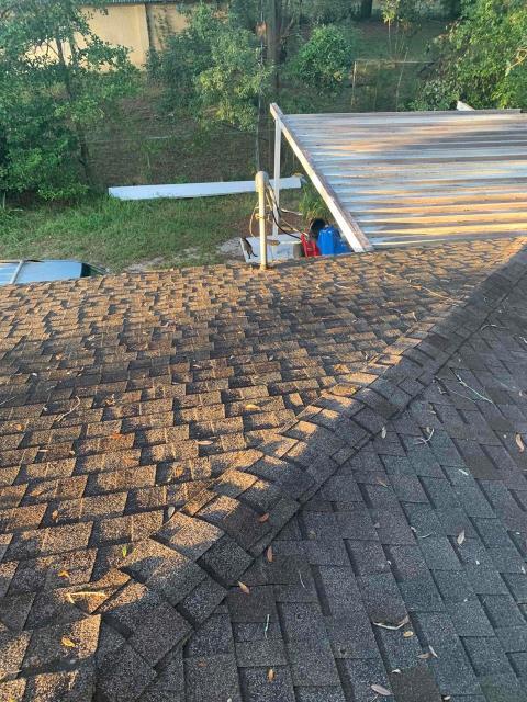 Pensacola, FL - Shingled roof repair pensacola fl