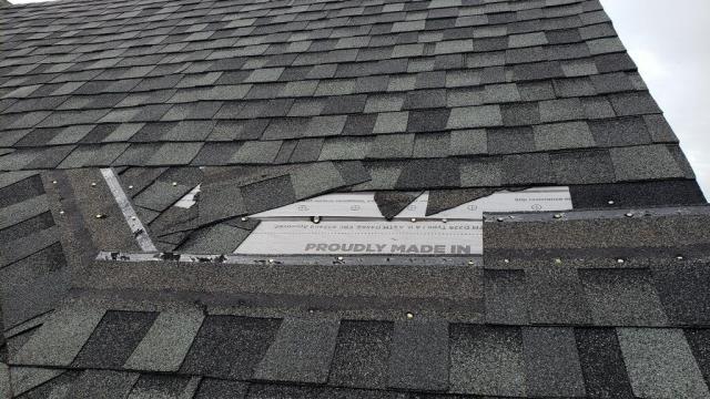 Jenks, OK - Shingled roof free estimate