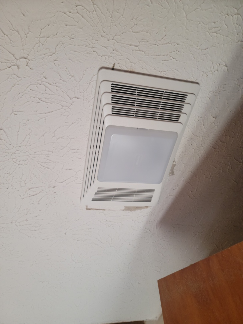 Whiteland, IN - Installing new bath vents and sealing duct work