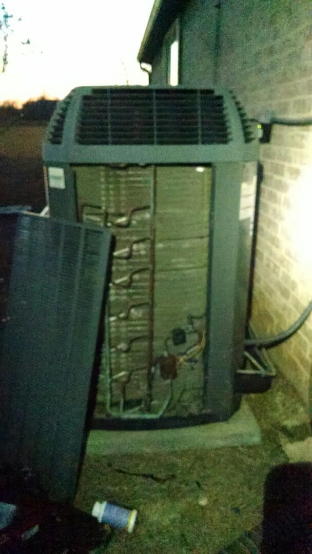 Allen, TX - No cooling in Lucas