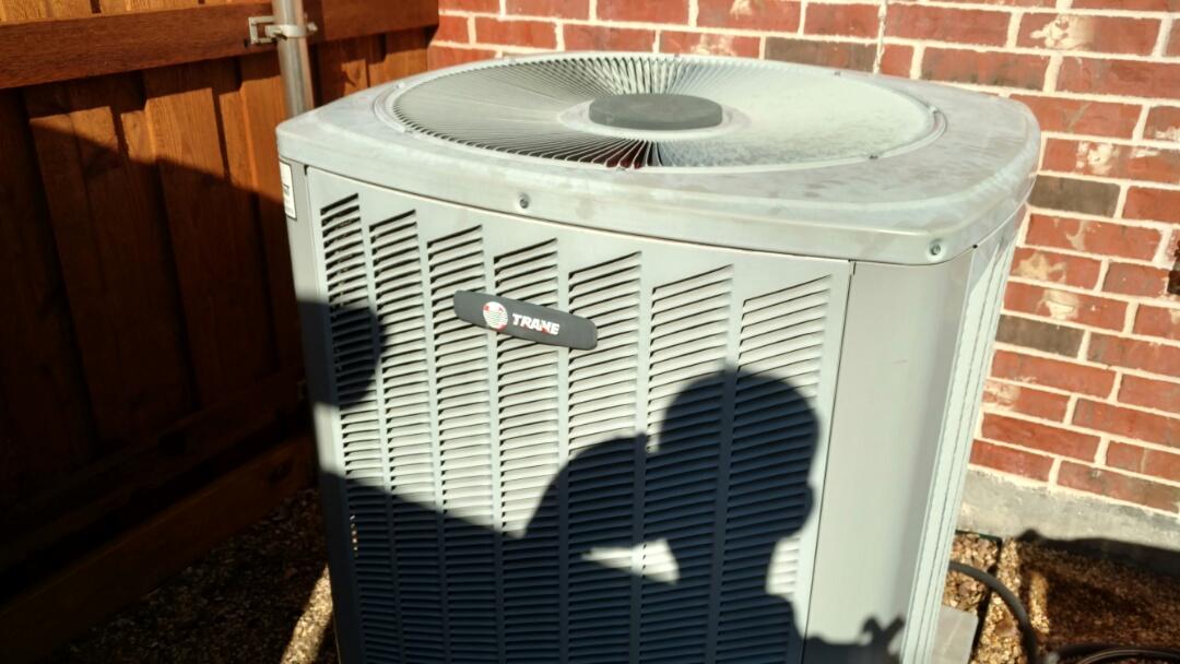 Murphy, TX - Cooling maintenance on Murphy