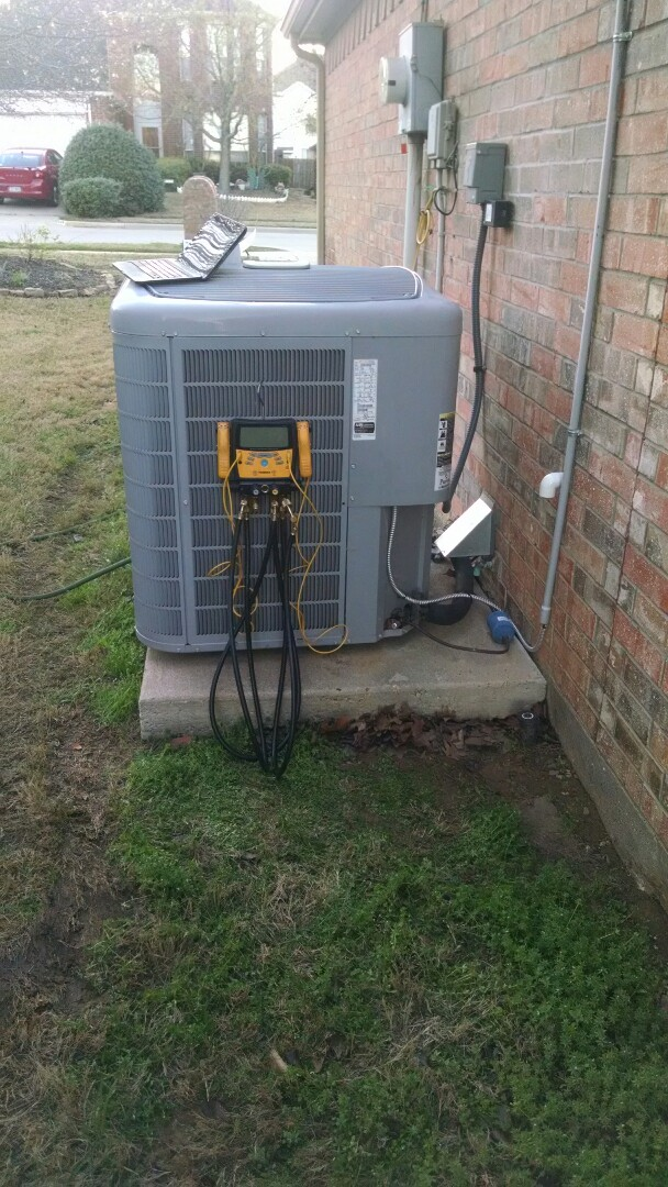 Lake Dallas, TX - Spring maintenance and cleaning in lake Dallas