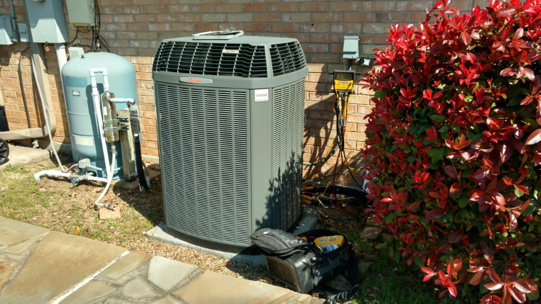 Lewisville, TX - System cooling maintenance