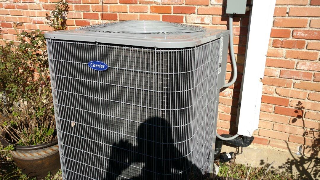 Dallas, TX - Cooling maintenance in Dallas