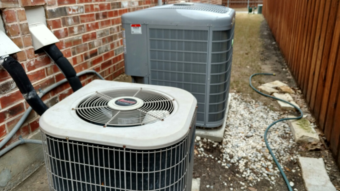 Frisco, TX - Routine cooling maintenance in Frisco