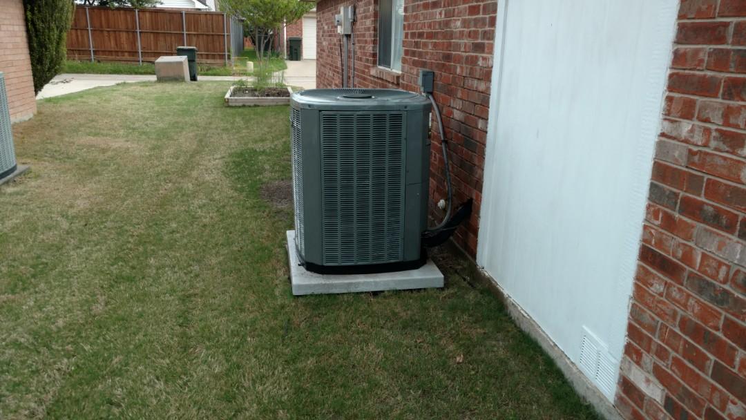 Plano, TX - Cooling maintenance