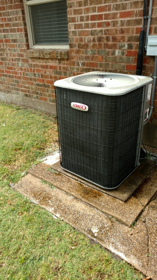 Dallas, TX - One time cooling inspection performed in North Dallas