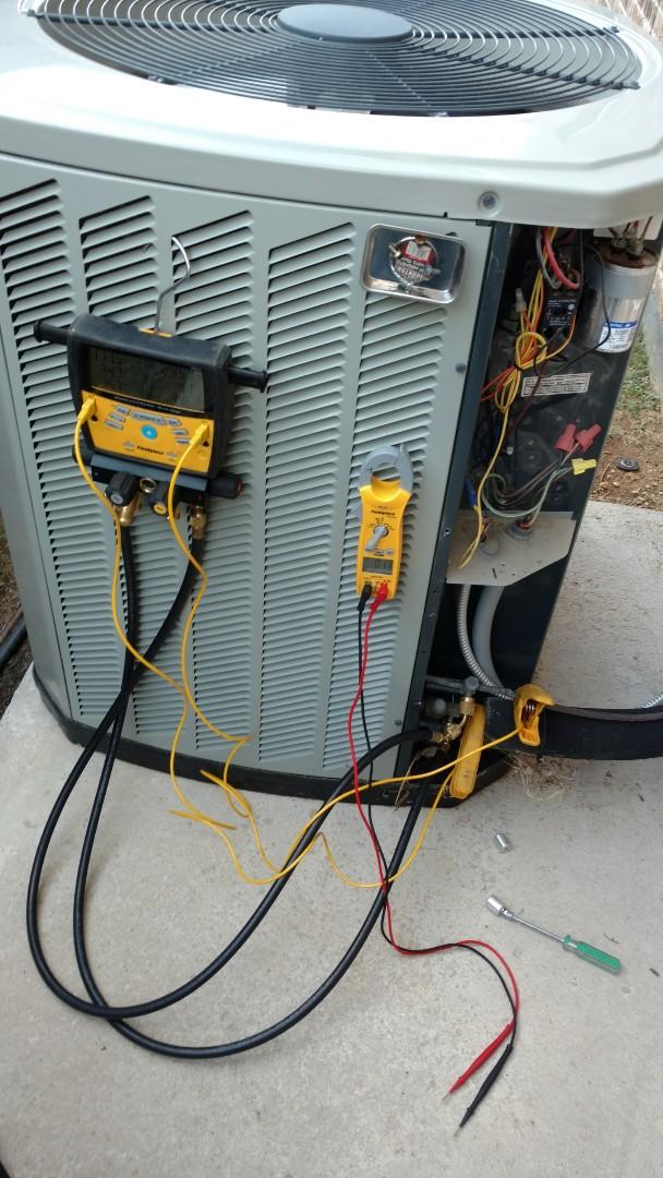 Allen, TX - Spring preventative maintenance in Allen.