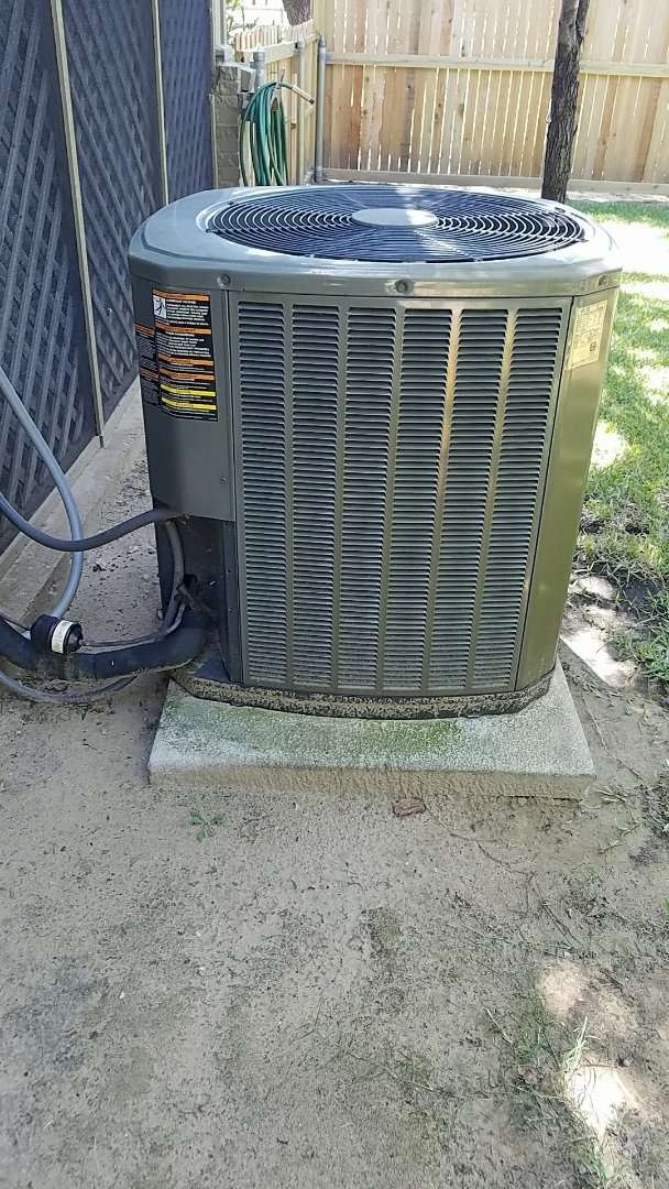 Lewisville, TX - Heating maintenance in Lewisville TX