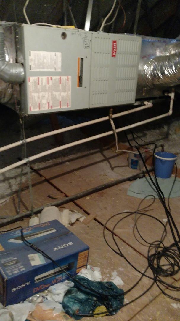 DeSoto, TX - Heating Maintenance in DeSoto.