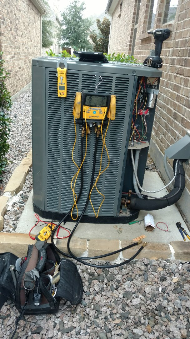Lucas, TX - Cooling Maintenance in Lewisville.
