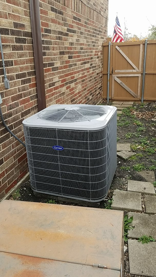Garland, TX - No heat on a heat pump