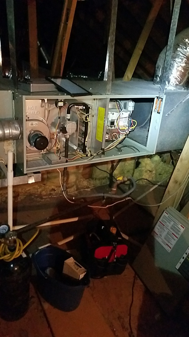 Highland Village, TX - Heating maintenance and cleaning in Highland Village TX