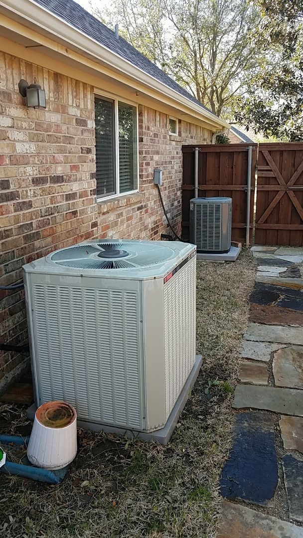 Coppell, TX - Cooling maintenance and cleaning in Coppell