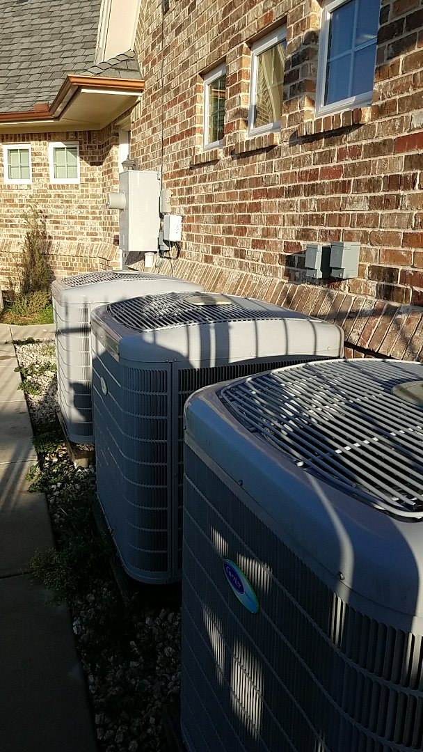 Fort Worth, TX - Cooling maintenance and cleaning in North Richland hills