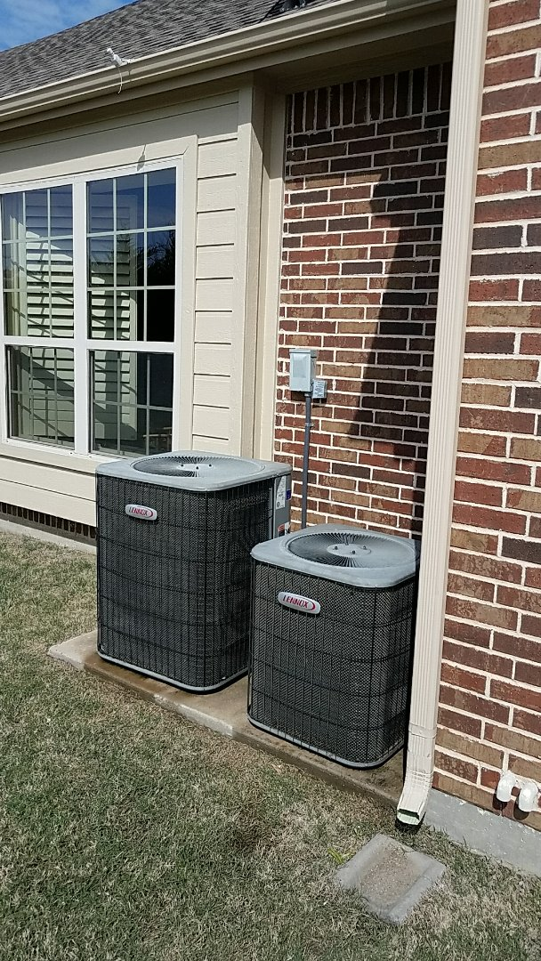 Allen, TX - Cooling maintenance and cleaning in Allen tx