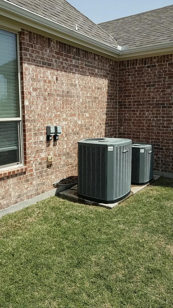 Lucas, TX - Cooling maintenance and cleaning in Allen tx