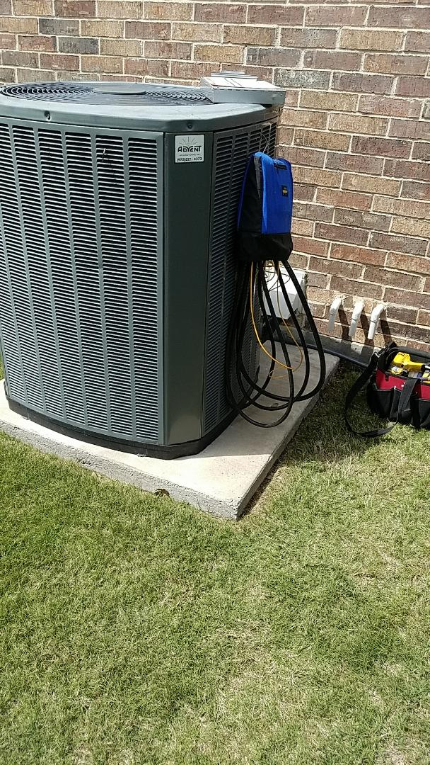 Fairview, TX - Spring maintenance and cleaning in Fairview TX