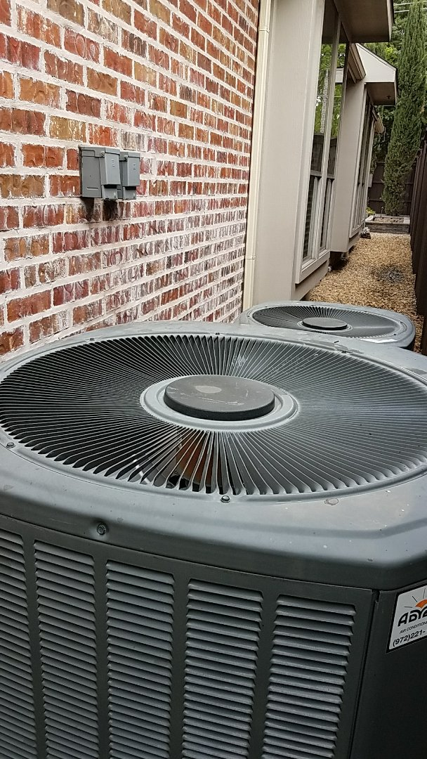 Dallas, TX - Cooling maintenance and cleaning in Dallas tx