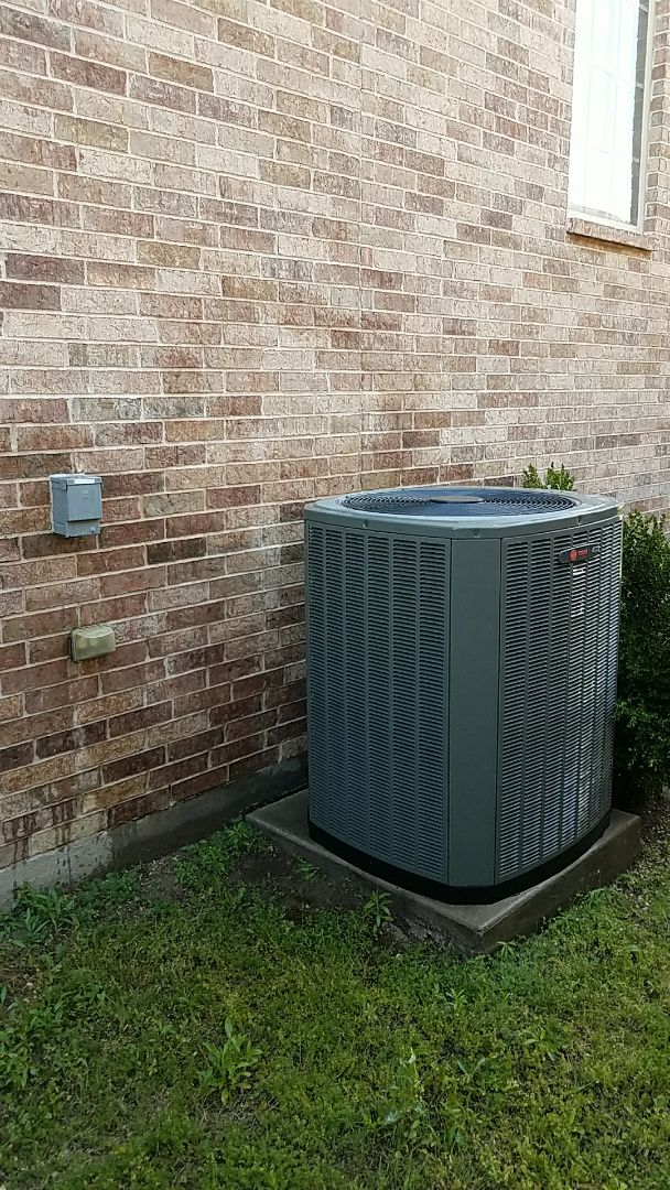 The Colony, TX - Cooling maintenance and cleaning in Lewisville tx