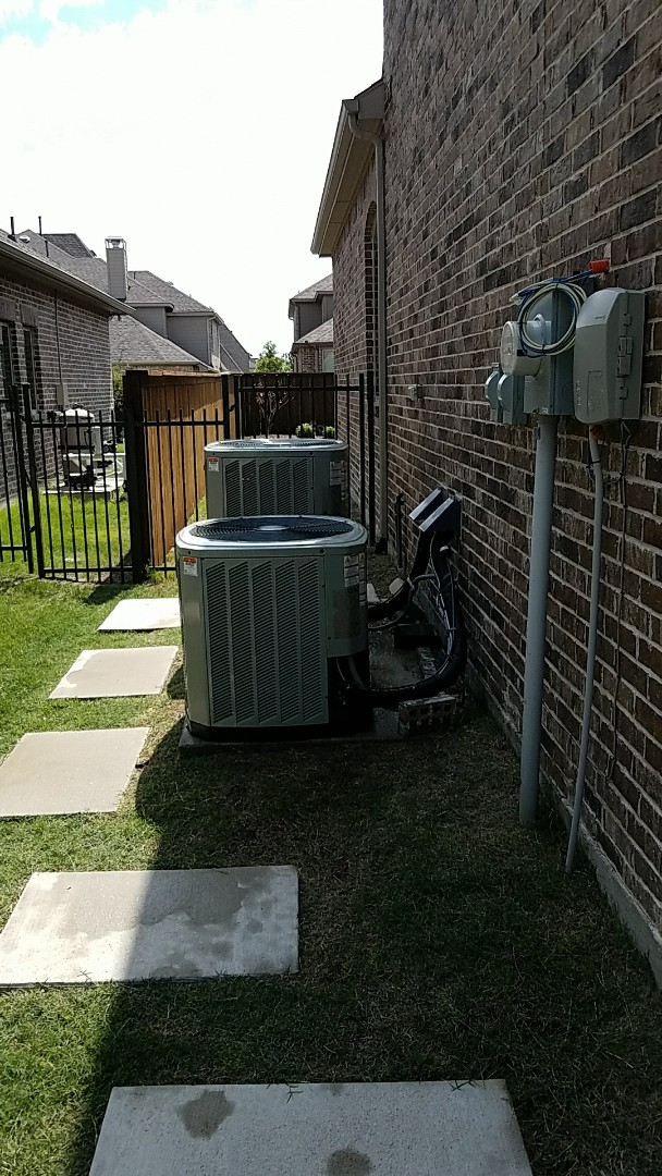 Flower Mound, TX - Cooling maintenance and cleaning in Frisco tx