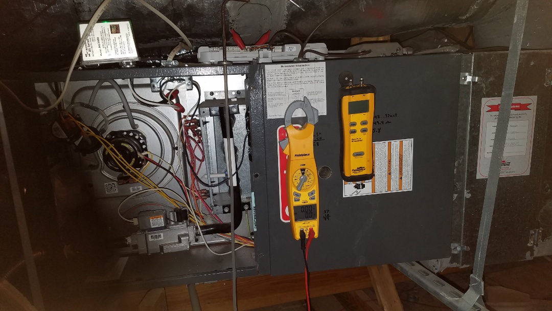 Allen, TX - Two system heating tune up
