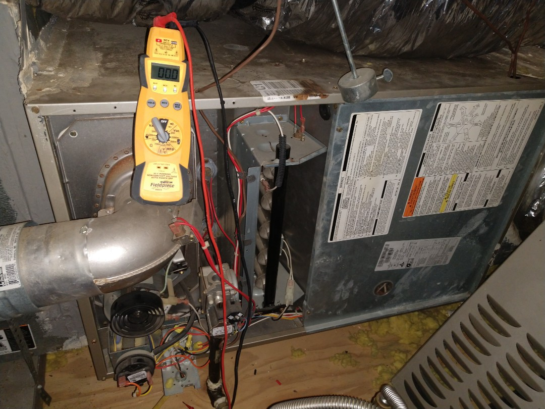 Flower Mound, TX - 1 gas heating system precision tune up.