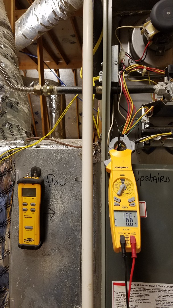 Plano, TX - One system heating tune up.
