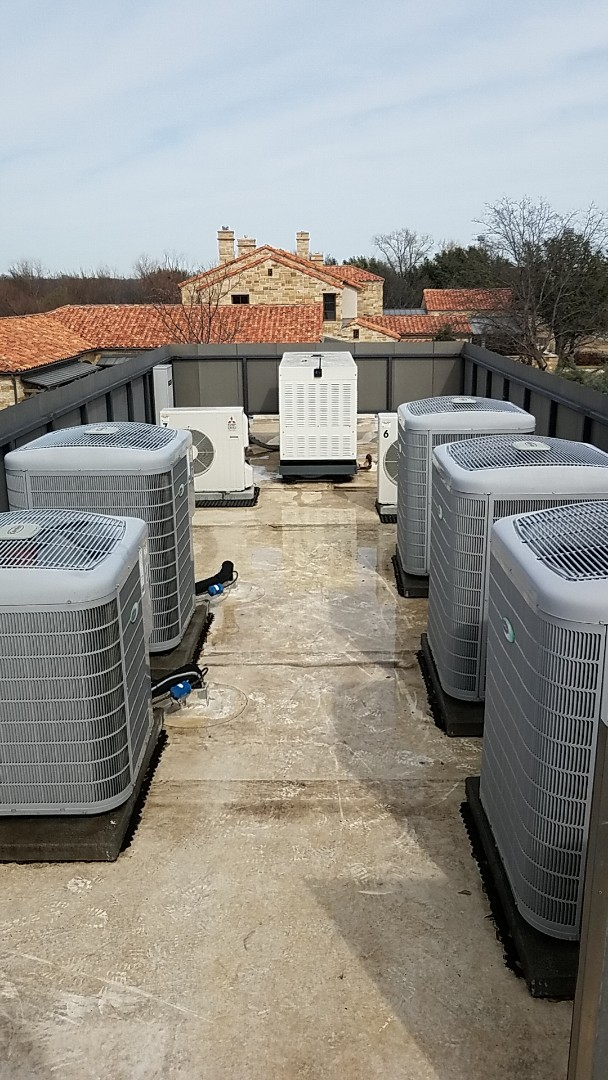 Spring maintenance and cleaning in coppell TX