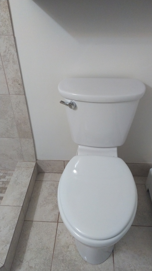 Annapolis, MD - Replacement of a American Standard Highline Cadet toilet