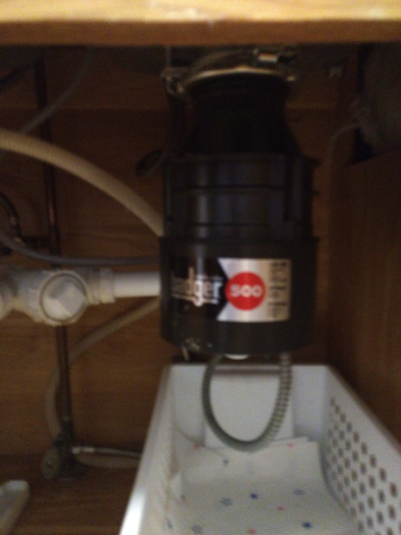Plainfield, IL - Installed Badger 5 garbage disposal in Plainfield.