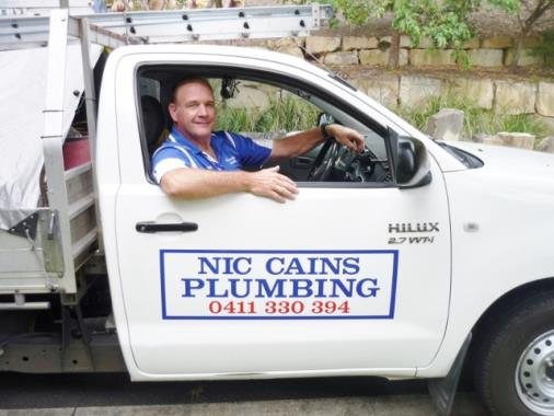 Recent Review for Cains Plumbing Service Pty Ltd