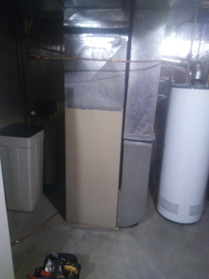 Andover, MN - Furnace replacement