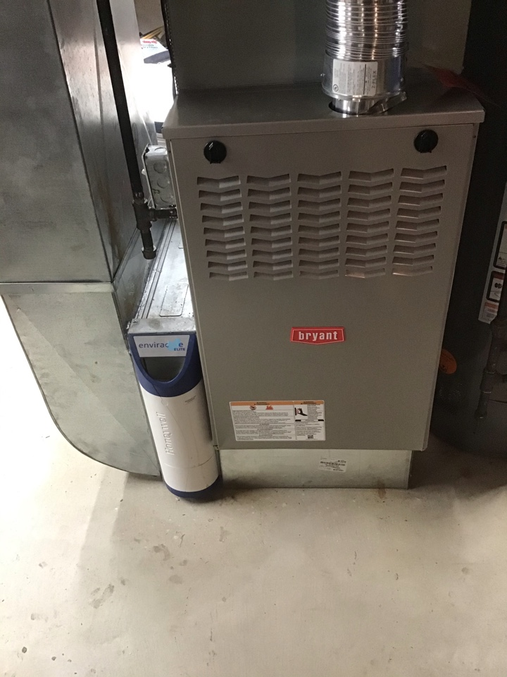 Sterling Heights, MI - Furnace inspection